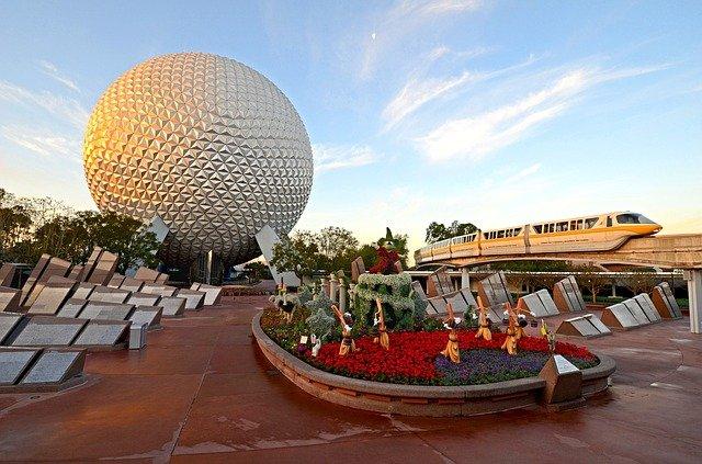 Epcot Center Walt Disney World Orlando Florida