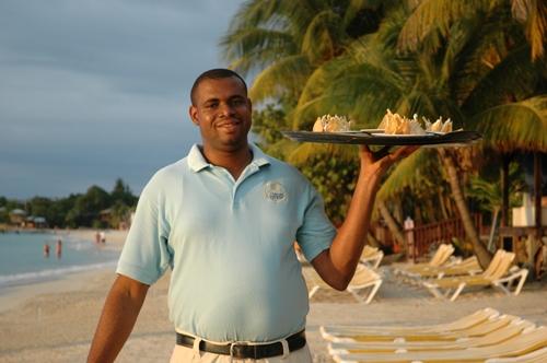 Customer Service at Mayan Princess in Roatan Honduras