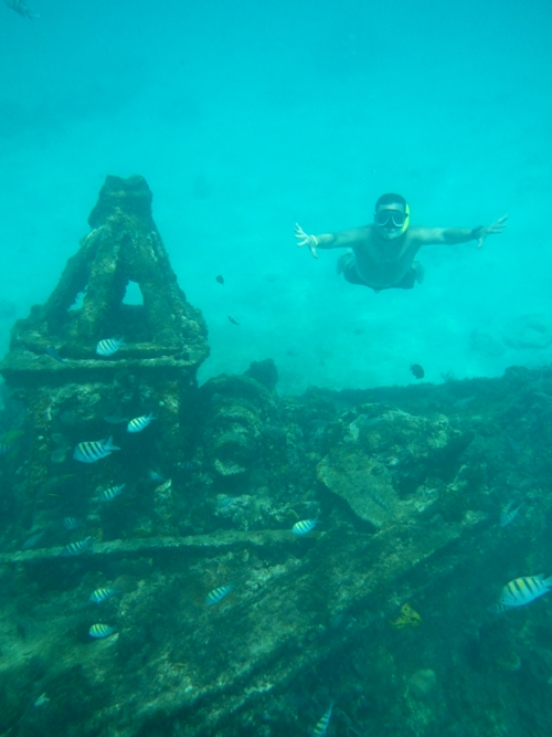 Snorkeling Barbados Shipwreckss