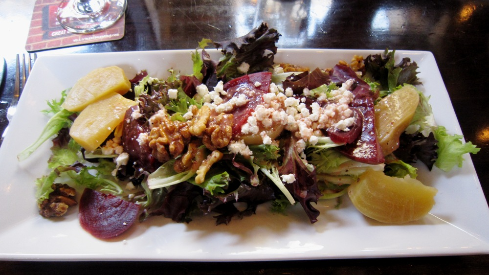 Mill Street Brew Pub Salad