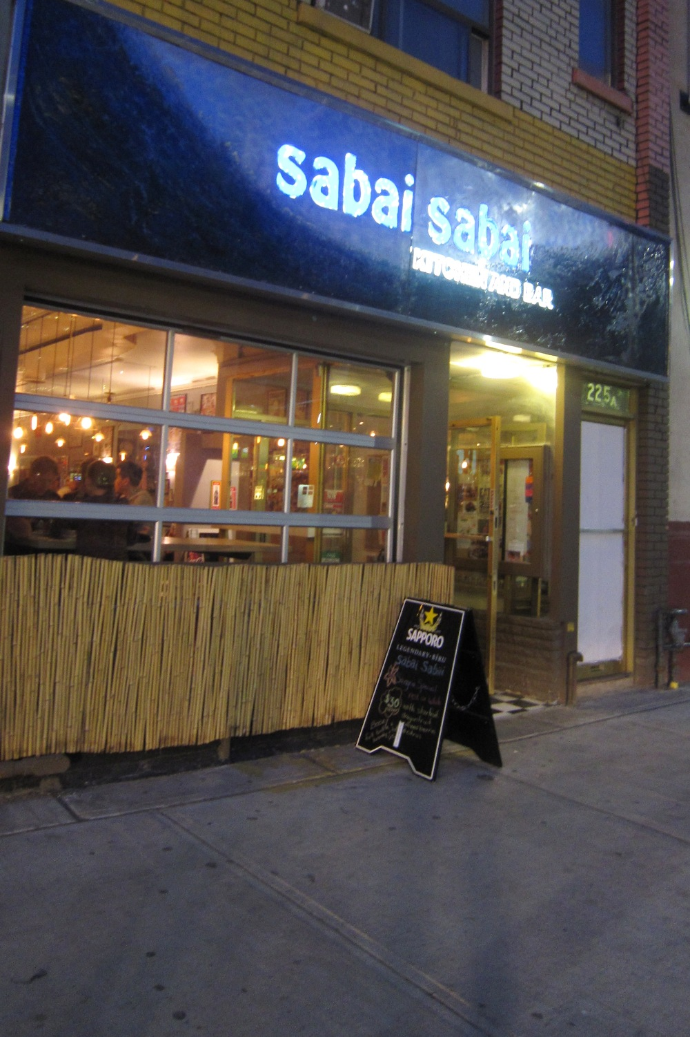 Sabai Sabai Kitchen and Bar
