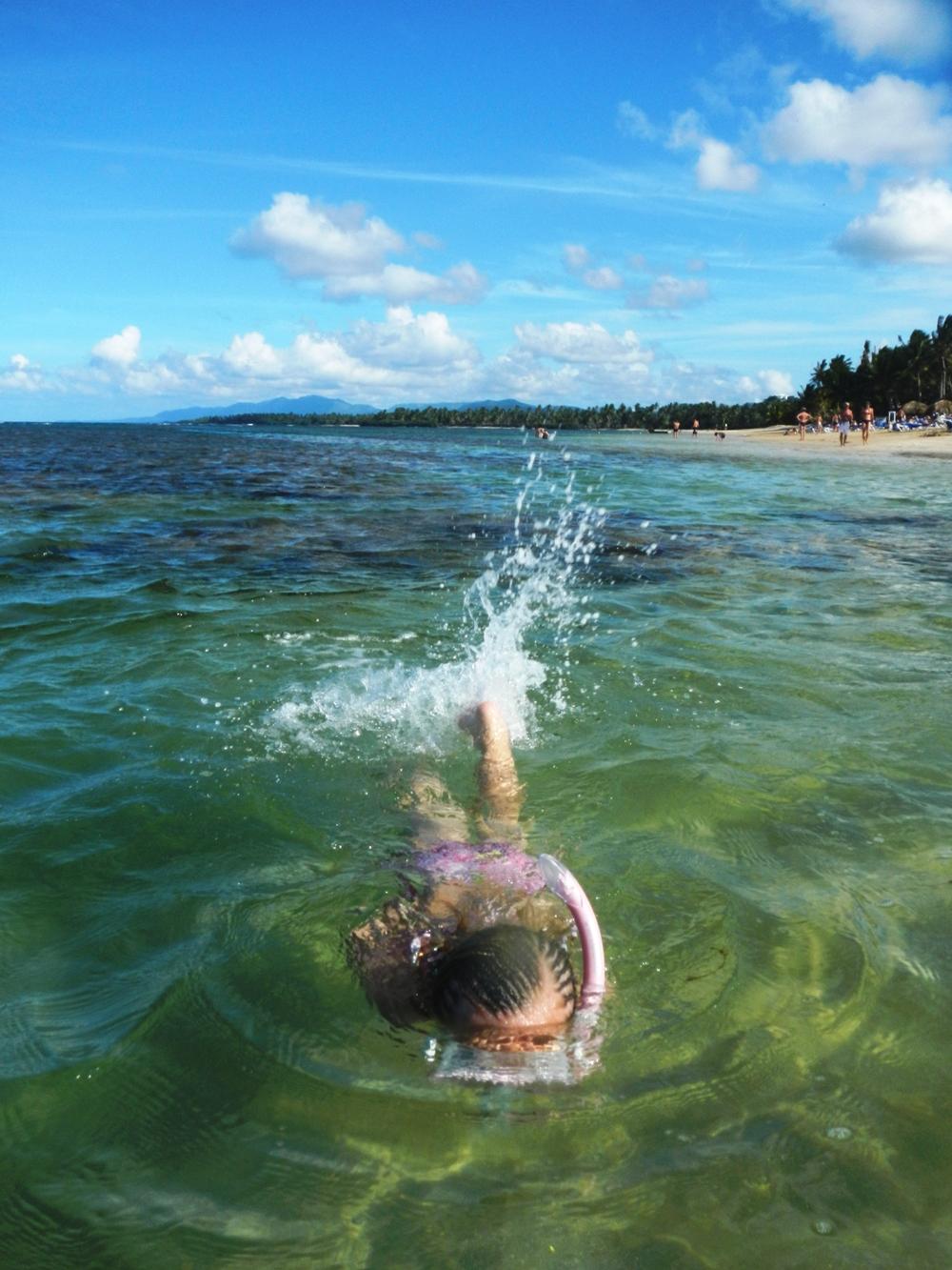 Samana Snorkeling