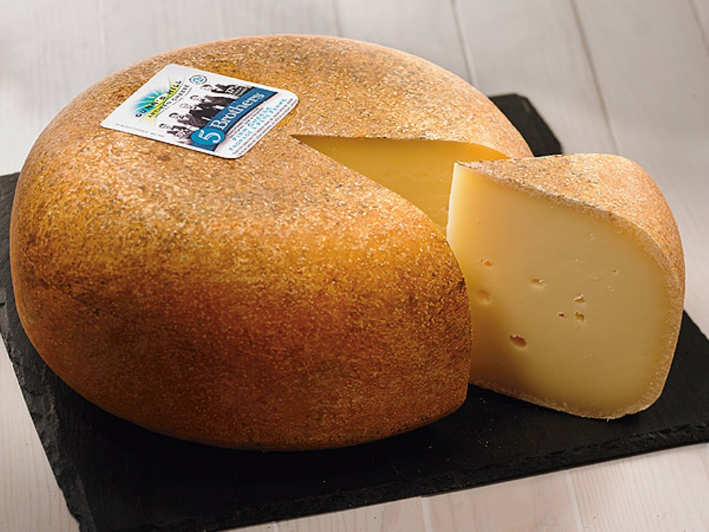 Five Brothers Cheese