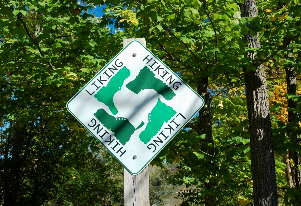 Hiking Ontario