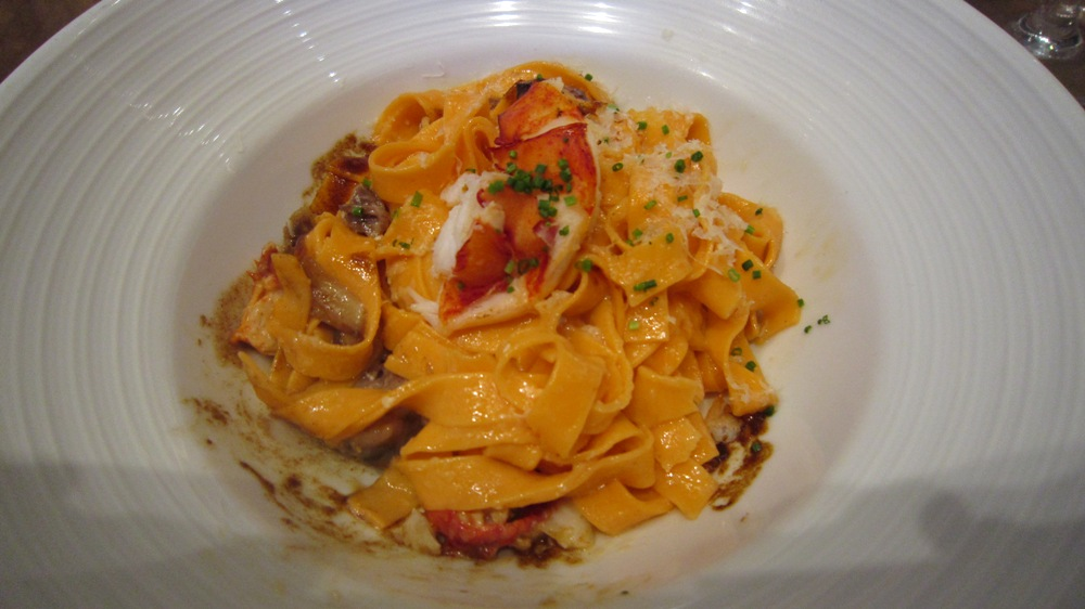 Island Creek Lobster Pasta