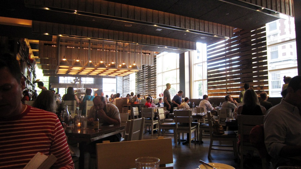 Island Creek Oyster Bar Interior