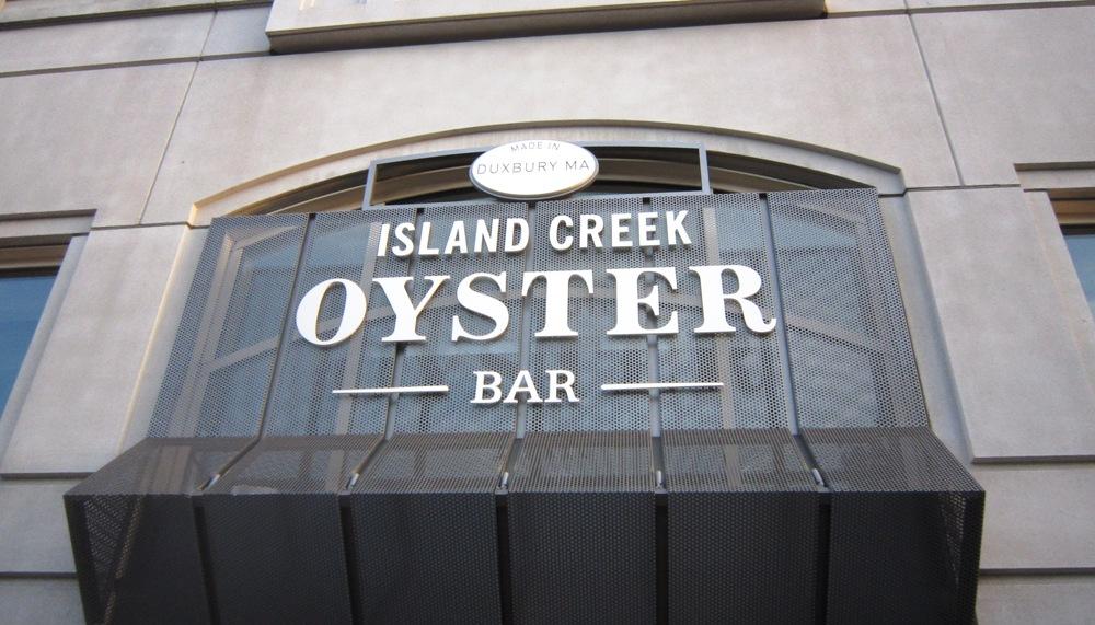 Island Creek Oyster Bar Reviews