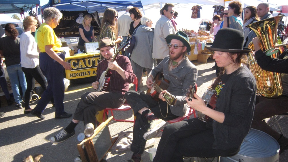 St. Jacobs Market Music