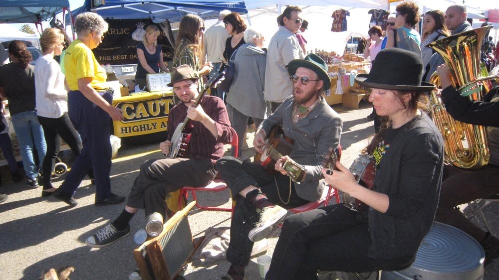 St. Jacobs Market Music