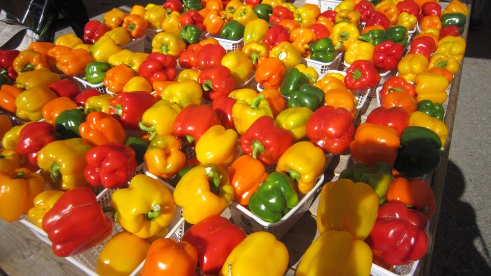St. Jacobs Market Peppers