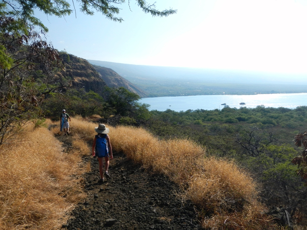 Captain Cook Hike