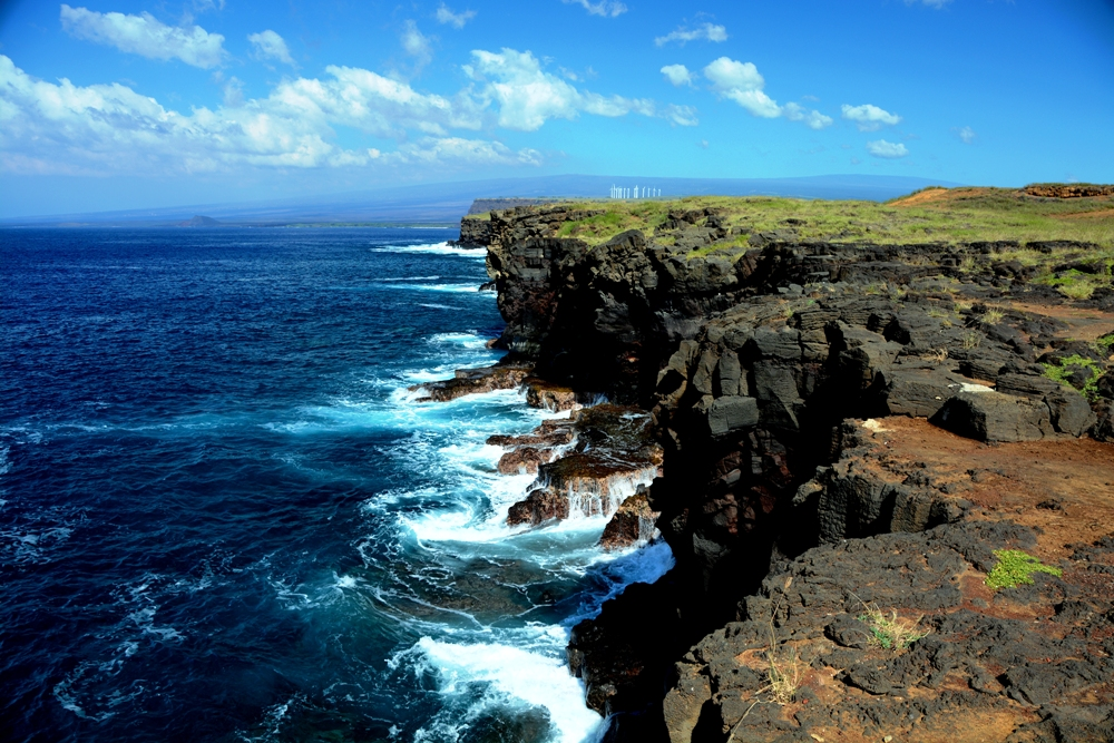 Hawaii Coast
