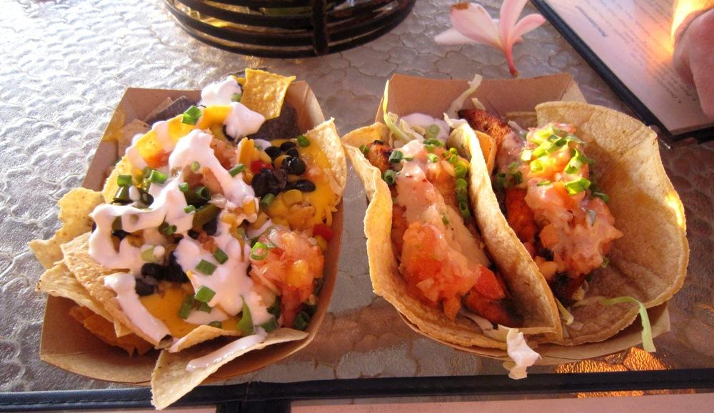 Huggos Fish Tacos