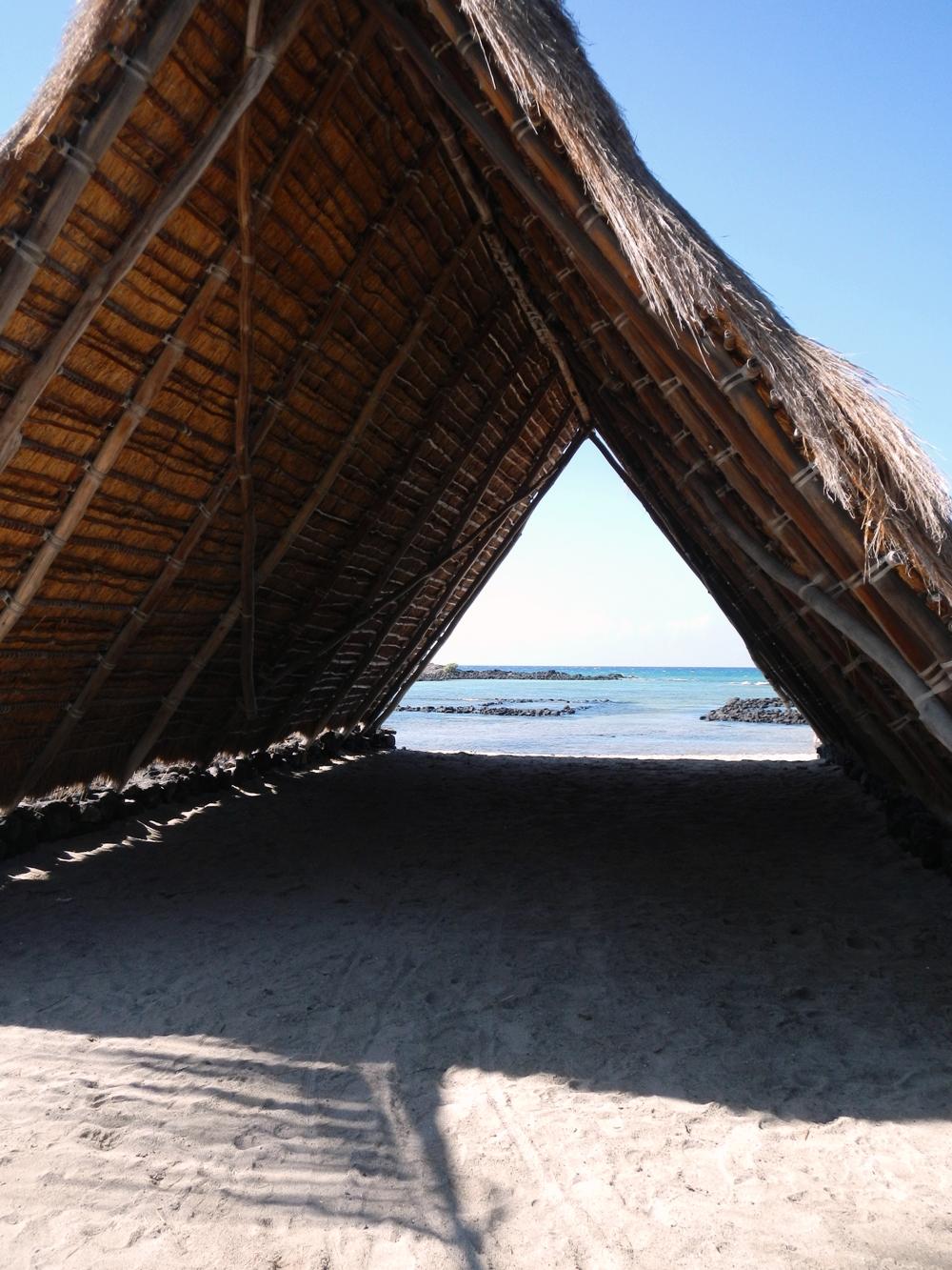 ai-opio beach hut