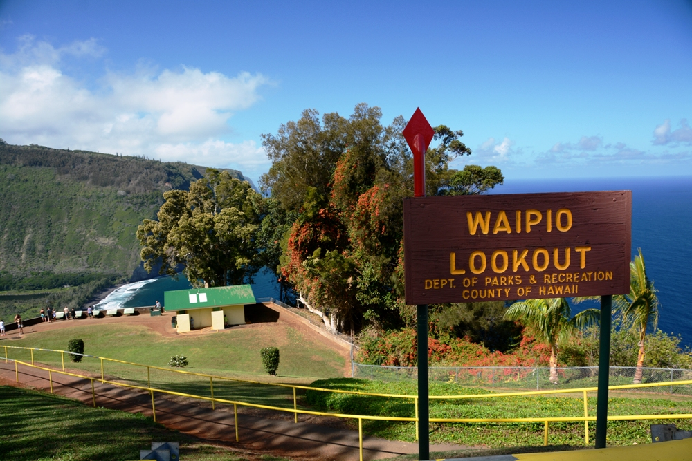 Waipio Lookout