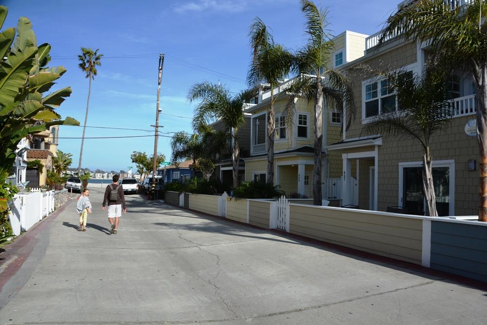 Mission Beach Street