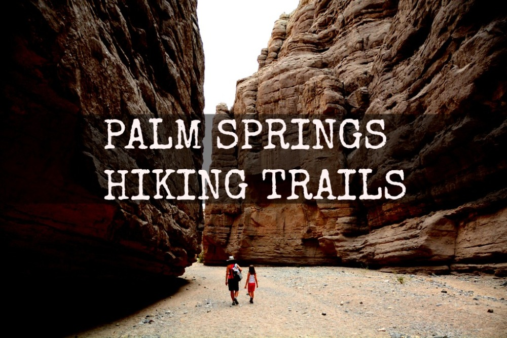 PalmSprings Hiking Trails